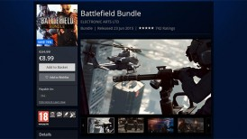 Battlefield, Battlefield: Hardline, Battlefield 4, Battlefield Bundle, DICE, Electronic Arts, PS Store, PlayStation 4