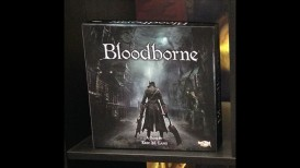 Bloodborne card game, Bloodborne, Bloodborne card game CMONGames, CMONGames