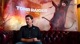 Rise of the Tomb Raider, Call Of Duty, Infinity Ward, Crystal Dynamics, Brian Horton, game director Tomb Raider