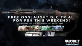 Onslaught DLC PSN, PSN Onslaught DLC, Onslaught DLC, CoD: Ghosts DLC, Call of Duty: Ghosts