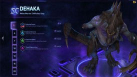 Dehaka Heroes Of The Storm, Heroes Of The Storm Dehaka, battle.net, Blizzard, Heroes of the Storm, Starcraft