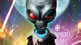 Destroy All Humans 2, Destroy All Humans, Destroy All Humans 2 PEGI, Destroy All Humans 2 PS4, PEGI
