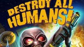 Destroy All Humans, Destroy All Humans trailer, Destroy All Humans video