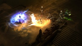 Diablo III, Diablo 3, beta, Blizzard, wizard, key, διαγωνισμός