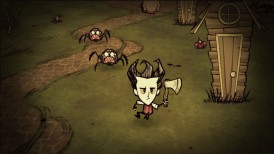 Don't Starve: Giant Edition, Don't Starve PS Vita, PS Vita Don't Starve, Don't Starve PS4, PS4 Don't Starve, Don't Starve, Dont Starve