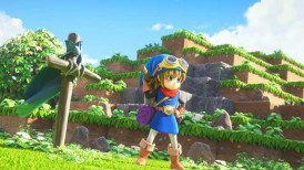 Dragon Quest Builders, Dragon Quest, Dragon Quest Builders trailer, Dragon Quest Builders video, Dragon Quest Builders launch trailer, Dragon Quest Builders Build to Save the World trailer