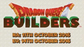 Dragon Quest Builders, Dragon Quest Builders date, Dragon Quest Builders E3 2016, E3 2016