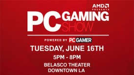 E3 2015 PC Gaming Show, PC Gaming Show E3 Microsoft, Microsoft, E3 2015 PC Press Conference, E3 2015, E3 2015 PC