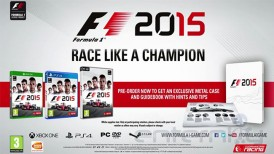 F1 2015, F1 2015 κυκλοφορία, F1 2015 teaser trailer, F1 2015 gameplay