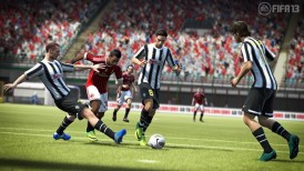 FIFA 13 preview, FIFA 13 hands on, FIFA 13 E3 2012, preview, hands on, gameplay, video