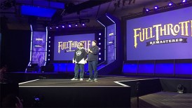 Full Throttle, Full Throttle remastered, Full Throttle PS4, PS4 Full Throttle, PlayStation Experience