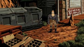 Full Throttle Remastered, Full Throttle, Full Throttle Remastered first look trailer, Full Throttle Remastered trailer, Full Throttle Remastered video