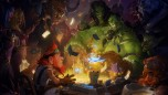 Hearthstone, Hearthstone expansion, Mean Streets of Gadgetzan, Gatgetzan, Blizzard, BlizzCon 2016, PS4, Xbox One, PC