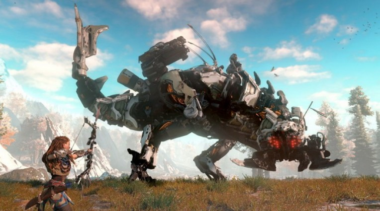 Horizon: Zero Dawn Hands-On Preview