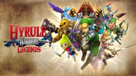 Hyrule Warriors: Legends, Hyrule Warriors, Hyrule Warriors 3DS, Hyrule Warriors Nintendo 3DS, Hyrule Warriors trailer