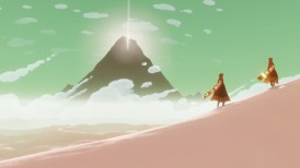Journey, beta, multiplayer, PlayStation Store, PlayStation Network, trailer, preview