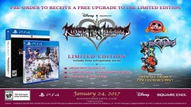 Kingdom Hearts HD 2.8: Final Chapter Prologue limited edition, Kingdom Hearts HD 2.8: Final Chapter Prologue, Kingdom Hearts HD 2.8, Kingdom Hearts, Kingdom Hearts HD 2.8: Final Chapter Prologue limited edition announcement, Kingdom Hearts HD 2.8: Final