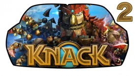 Knack 2, Sony Interactive Entertainment, SIE Japan Studio, PlayStation 4, PlayStation Exprerience 2016