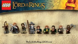 Lego Lord of the Rings βίντεο, Lego Lord of the Rings πρώτα λεπτά, πρώτα λεπτά Lego Lord of the Rings, Lego Lord of the Rings πρόλογος