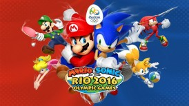 Mario & Sonic At The Rio 2016 Olympic Games, Mario & Sonic At The Rio Olympic Games, Mario & Sonic 2016 Olympic Games, 2016 Olympic Games Mario & Sonic, Mario & Sonic Olympic Games 2016