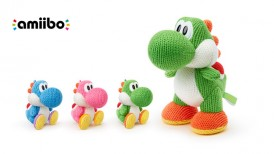 Mega Yarn Yoshi Amiibo, Super Smash Bros Amiibo, Animal Crossing Amiibo, Star Fox, Falco amiibo
