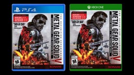 Metal Gear Solid V: The Definitive Experience, Metal Gear Solid V The Definitive Experience announcement, Metal Gear Solid V, Metal Gear Solid V The Phantom Pain, Metal Gear Solid V: Ground Zeroes