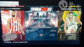 ΝΒΑ 2Κ15 video, NBA 2K15 gameplay video, NBA 2K15 trailer, NBA 2K15, NBA2K15, NBA 2K 15