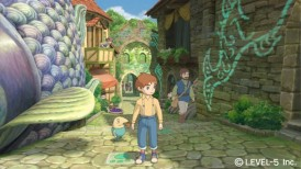 Ni No Kuni Wrath of the White Witch trailer, Ni No Kuni Wrath of the White Witch launch trailer, Ni No Kuni Wrath of the White Witch Nintendo 3DS, κυκλοφορία Ni No Kuni Wrath of the White Witch