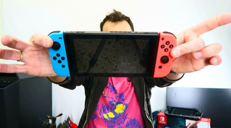 Nintendo Switch: Unboxing, Setup και πρώτη επαφή
