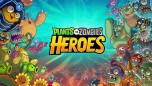 Plants vs. Zombies Heroes, Plants vs. Zombies Heroes launch trailer, Plants vs. Zombies Heroes launch video, EA, Popcap, iOS, Android