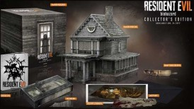 Resident Evil 7: Biohazard, Resident Evil 7, Resident Evil 7 Biohazard, Resident Evil 7 Biohazard collector's edition,  Resident Evil