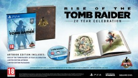 Rise of the Tomb Raider PS4, Rise of the Tomb Raider: 20 Year Celebration, PS4 Rise of the Tomb Raider, Rise of the Tomb Raider, Rise of the Tomb Raider 20 Year Celebration