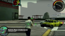Saints Row: Undercover, Saints Row Undercover, Saints Row Undercover game, SR: Undercover, Saints Row PSP, Saints Row: Undercover PSP
