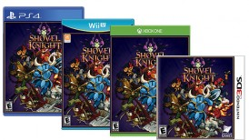Shovel Knight, Shovel Knight Xbox One, Shovel Knight PS4, Shovel Knight 3DS, Yacht Club
