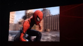 Spider-Man PS4, PS4 Spider-Man, Spider-Man e3 2016, e3 2016, sony e3 2016