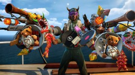 Sunset Overdrive τιμή, Sunset Overdrive season pass, Sunset Overdrive, Sunset Overdrive, Dawn of the Rise of the Fallen Machines DLC