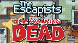 The Escapists: The Walking Dead,The Escapists, The Walking Dead, The Escapists: The Walking Dead trailer, trailer The Escapists: The Walking Dead