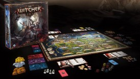 The Witcher Adventure Game, The Witcher board game, The Witcher επιτραπέζιο, CD Projekt Red The Witcher, CD Projekt Red επιτραπέζιο