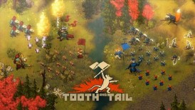 Tooth and Tail, Tooth and Tail PS4, Tooth and Tail trailer, Tooth and Tail video