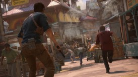 Uncharted 4: A Thief's End, Digital Foundry Digital Foundry, Uncharted 4: A Thief's End, Uncharted 4: A Thief's End Digital Foundry, Uncharted 4