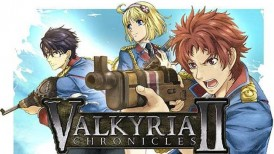 Valkyria Chronicles II, Valkyria Chronicles II PS Vita, Valkyria Chronicles, PS Vita