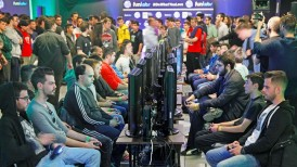 funlabs, what's up, cosmote, gaming, tournament, τουρνουά, pes2015, call of duty, gamescom