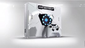 Xbox One, Xbox FR, Captain America: Civil War, Xbox One Marvel Limited Edition, Xbox One Tony Stark Limited Edition, Microsoft