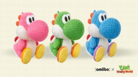 Yoshi's Woolly World, Yoshi's Woolly World amiibo, amiiboYoshi's Woolly World, Nintendo Direct