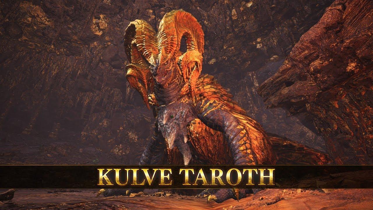 67d71883b5 O Elder Dragon Kulve Taroth έρχεται στο Monster Hunter World στο PC ...