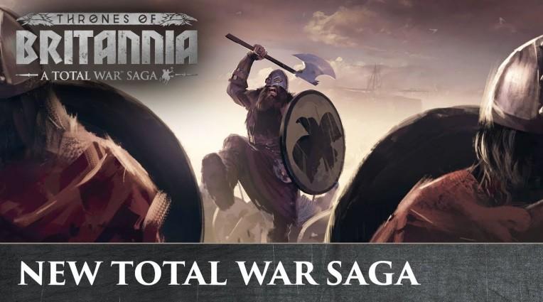 Ανακοινώθηκε το Total War Saga: Thrones of Britannia