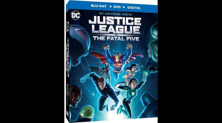 Trailer για το Justice League vs. The Fatal Five