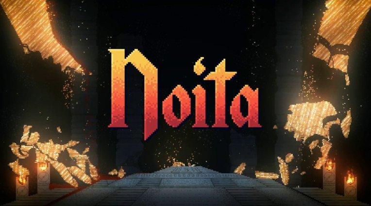 E3 2018: H Nolla Games παρουσίασε το Noita