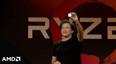 """Νέοι επεξεργαστές """"Ryzen"""" από την AMD"""