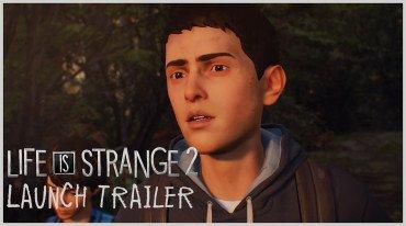 Launch trailer για το Life is Strange 2
